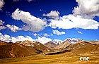 雪域風光圖片-西藏日喀則