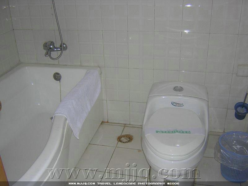 賽康大酒店房間衛生間