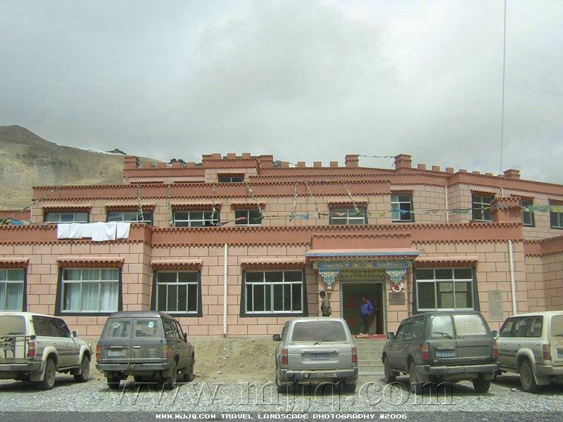 絨布寺觀景賓館