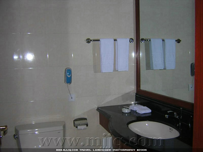 生態酒店房間衛生間