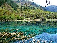 九寨溝風景圖片