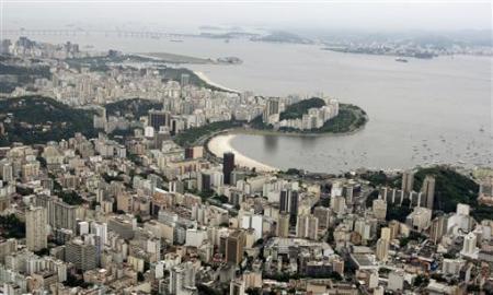 圖片:巴西里約熱內盧