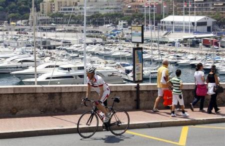 圖片:世界最擁擠的國家- 摩納哥