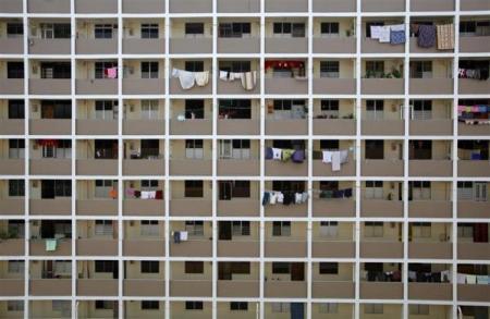 圖片:世界最擁擠的國家- 新加坡