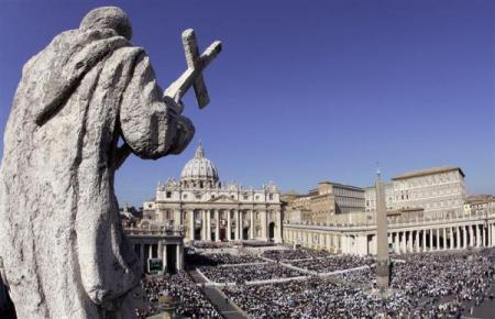 圖片:世界最擁擠的國家 梵蒂岡