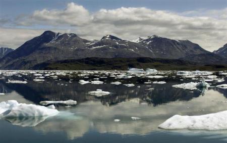 圖片:世界最不擁擠的國家 - 格陵蘭島