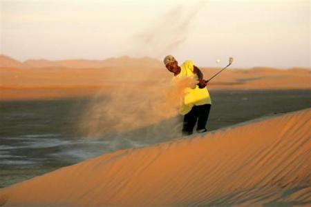 圖片:世界最不擁擠的國家 - 納米比亞