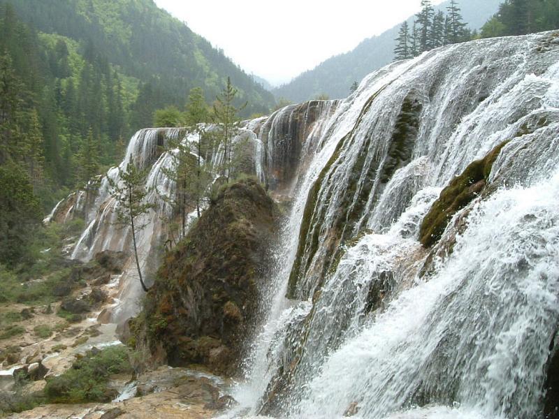 照片:九寨沟·西游记·瀑布