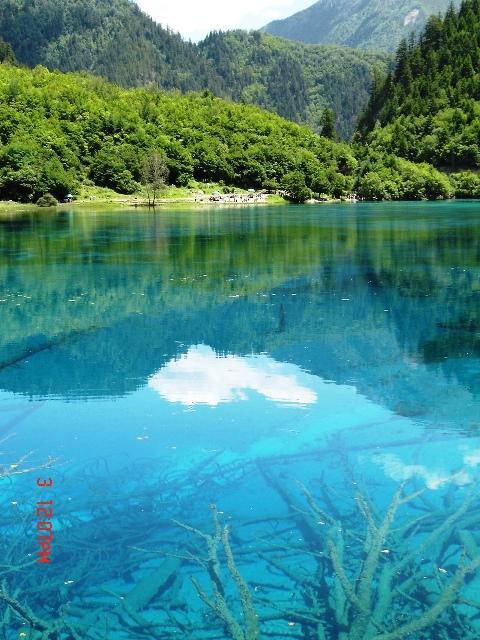 照片:天堂的水