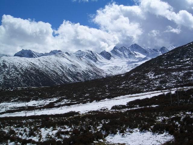 照片:雪山2