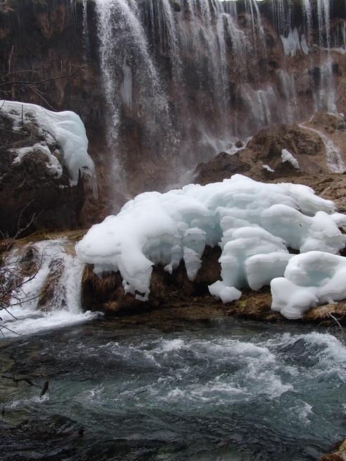 照片:冬季九寨-冰雪童话8