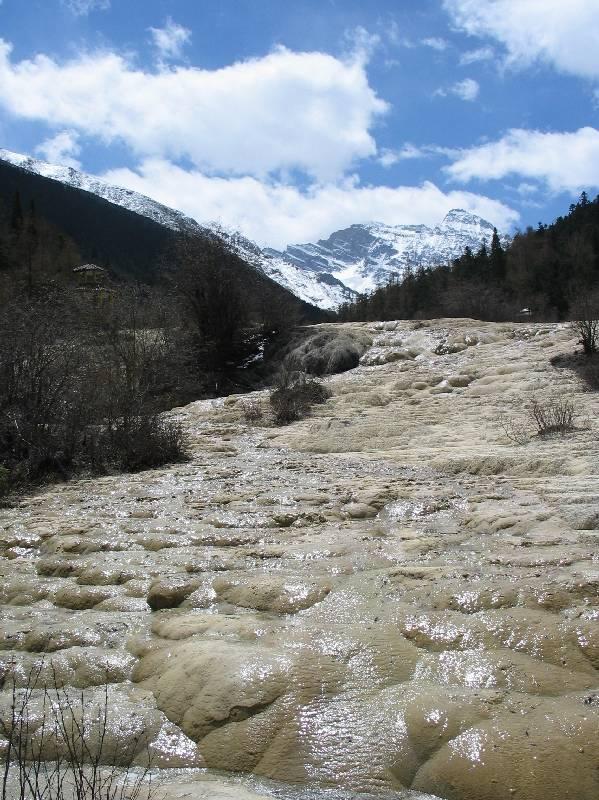 照片:枯水季节