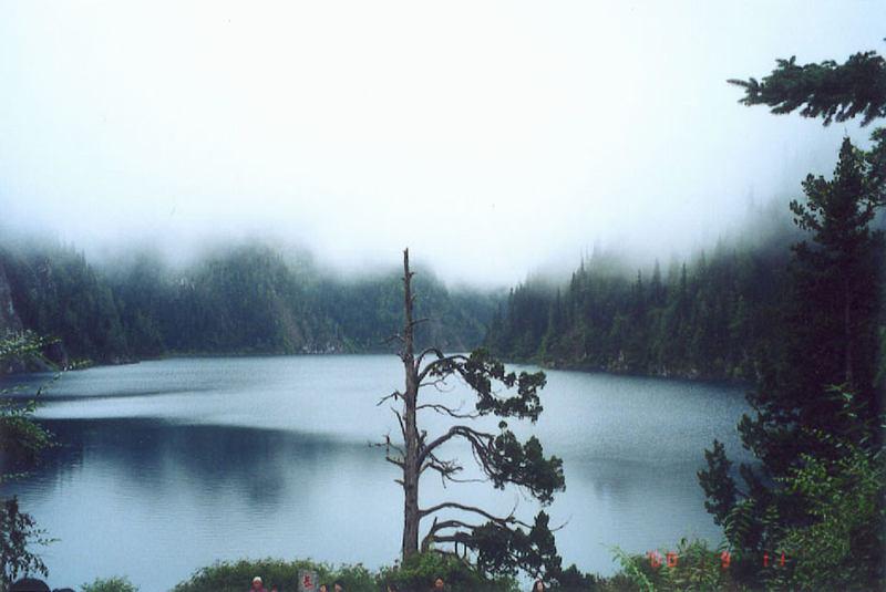 照片:寂静的长海