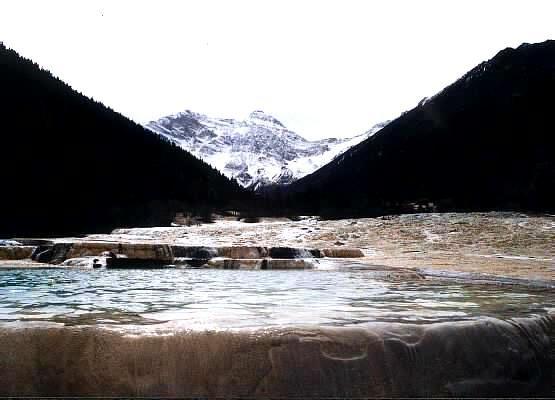 照片:黄龙彩池4