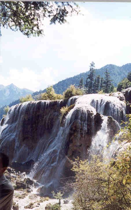 照片:waterfall