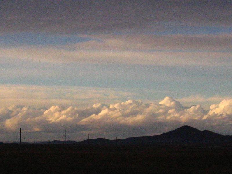 照片:彩云