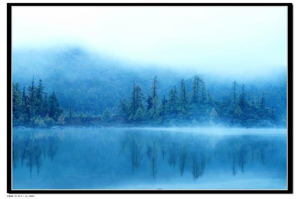 照片:晨梦迷雾