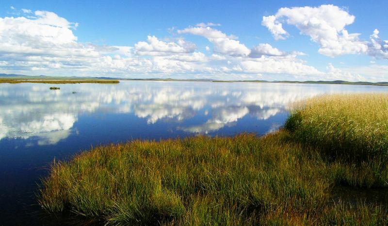 照片:九月的花湖(三)
