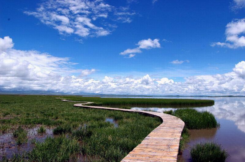照片:梦中的花湖1