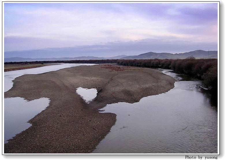 照片:白河
