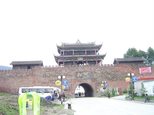 照片:松州古城門4