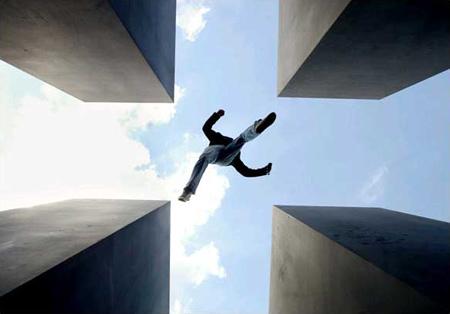 圖文:柏林大屠殺紀念館開放