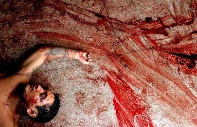 圖文:危地馬拉監獄衝突中喪生者的屍體