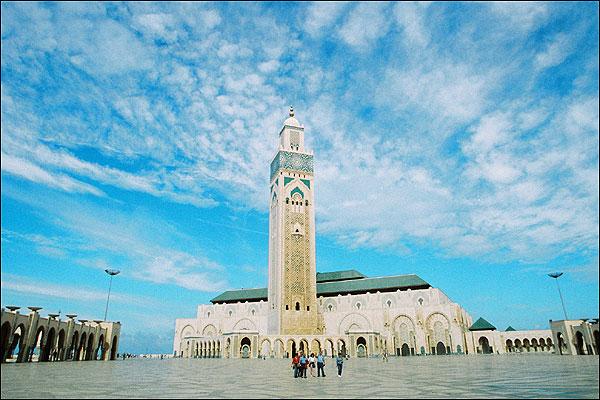 请问摩洛哥风景点