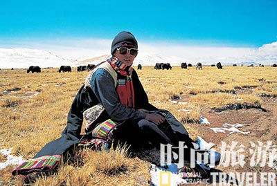 錯那湖是青藏鐵路沿途風光最美的站點。