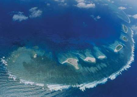 科技時代_探險聖地評選:西沙群島