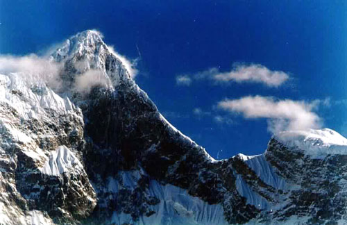 科技時代_探險聖地評選:南迦巴瓦峰—山與水親密融合