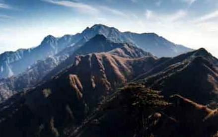 科技時代_探險聖地評選:高黎貢山—珍稀動植物的避難所