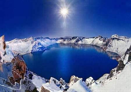 科技時代_探險聖地評選:長白山天池-火山與懸念之湖
