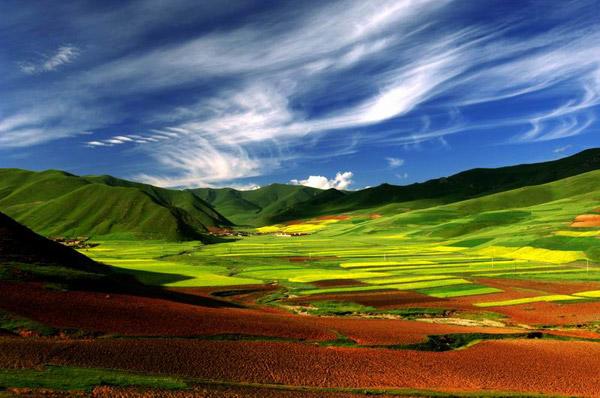 風光這邊獨好—甘南美(多圖)甘南風景 甘南攝影 甘南風光 甘南圖片