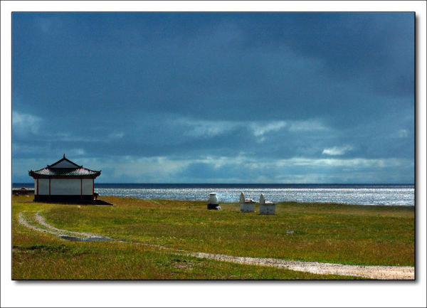 青海湖旅遊 青海湖風景