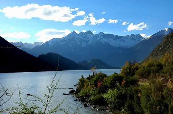 天籟靜謐—然烏湖