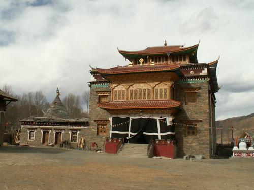 甲居藏寨遊 甲居藏寨