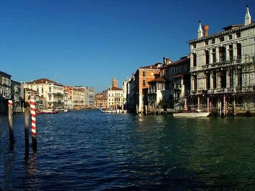 威尼斯-浪漫的水城