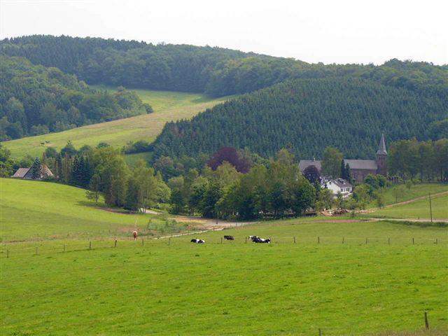 法國鄉村田園風光圖片