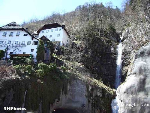 奧地利風光圖片