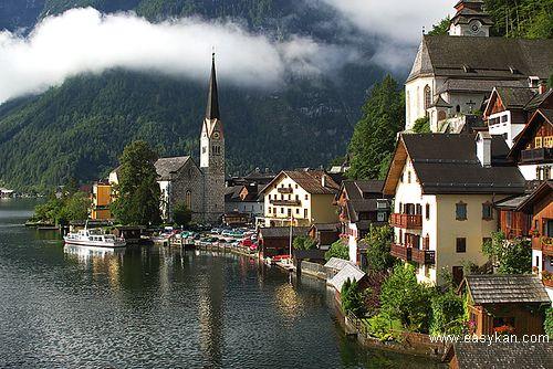 歐洲風光圖片-奧地利