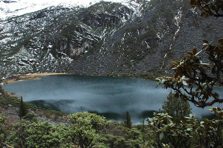 圖片:獵塔湖