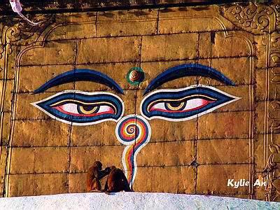 尼泊爾-加德滿都風景