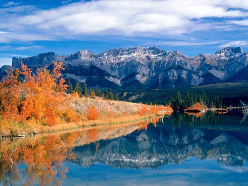 加拿大風光