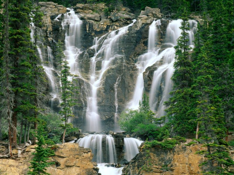 加拿大風景圖片