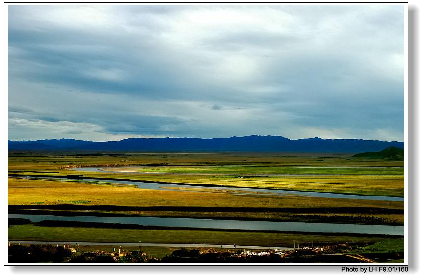 圖片:黃河九曲第一彎