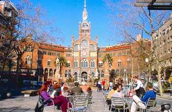 世界五十大美景之巴塞羅納