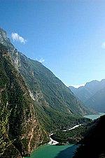 圖片:九寨溝黃龍之旅 沿途風景