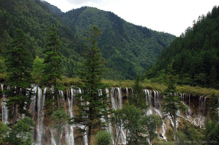 圖片:九寨溝黃龍之旅 jiuzhaigou huanglong photographs