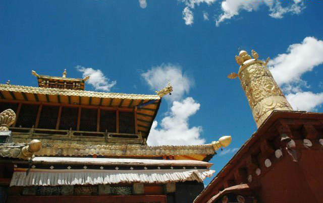 圖片:西藏山南-桑耶寺